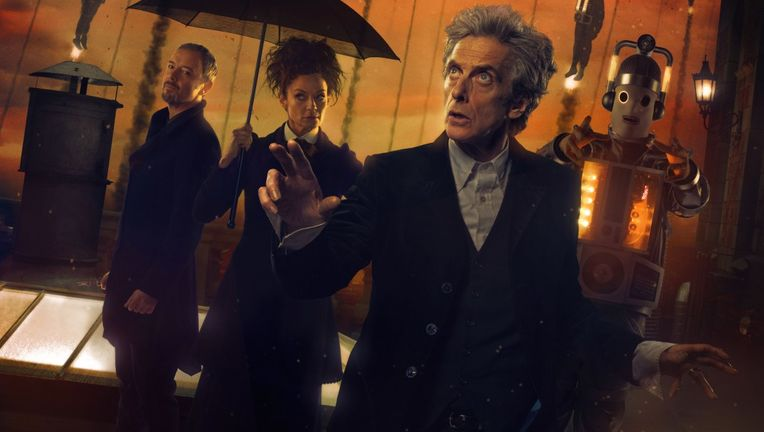 """Doctor Who - """"The Doctor Falls"""""""