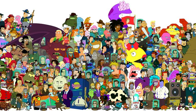 Futurama-cast.png