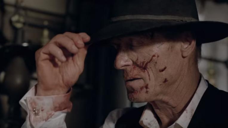 Westworld Season 2, The Man in Black, Ed Harris