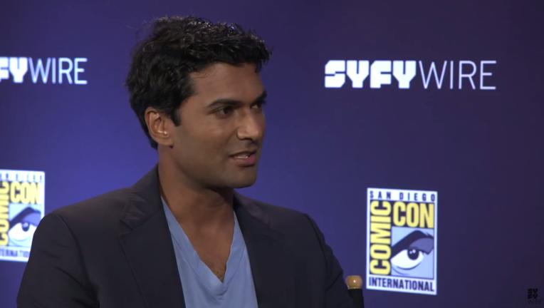 Reverie Star Sendhil Ramamurthy