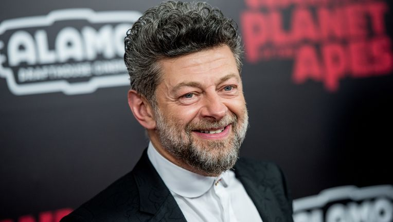 war for the planet of the apes premiere andy serkis