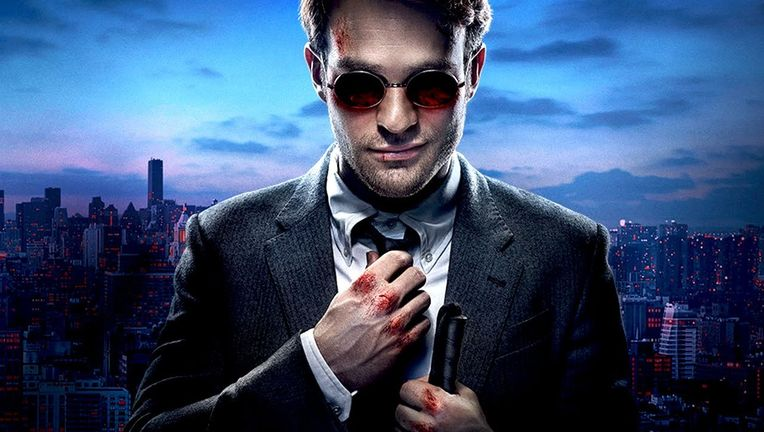 Daredevil in Marvel's The Defenders