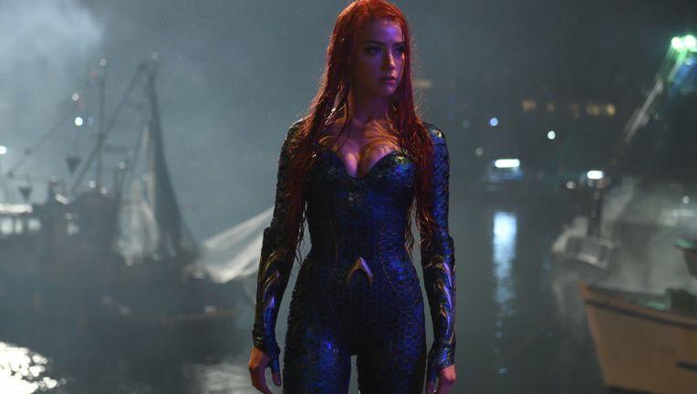 Mera Amber Heard Justice League Aquaman