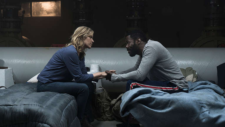 """Fear The Walking Dead """"La Serpiente"""" on AMC"""