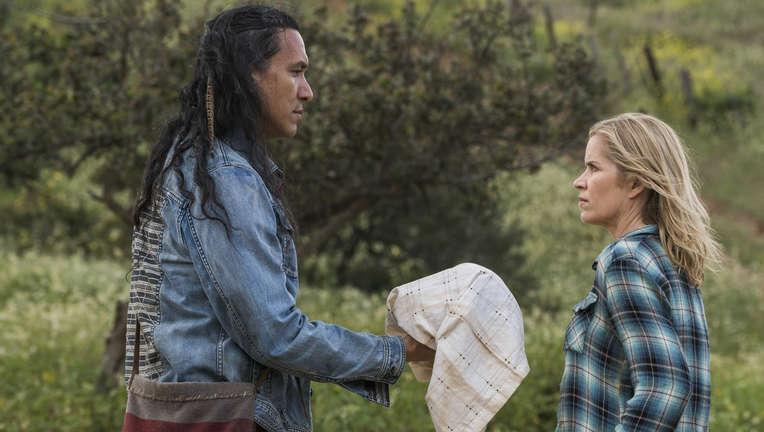 Fear The Walking Dead on AMC