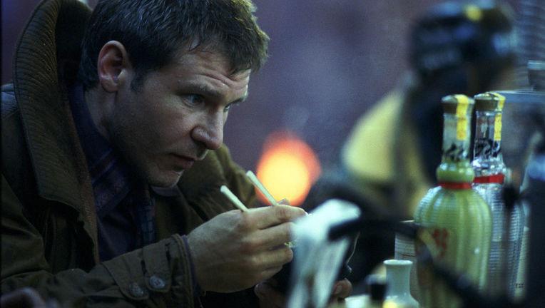Blade Runner sushi