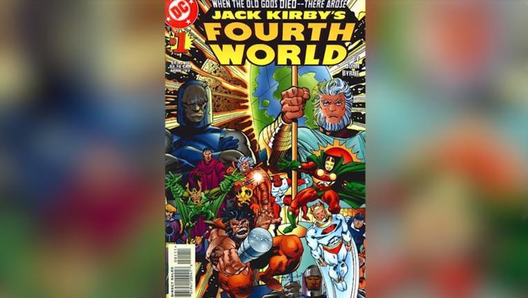 Jack Kirby, Fourth World