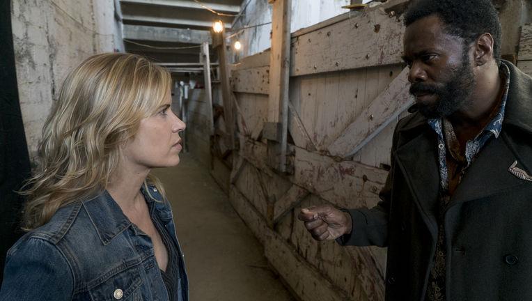 "Fear The Walking Dead ""El Matadero"" on AMC"