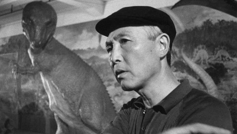 photograph of Ishiro Honda courtesy of Honda Film Inc.