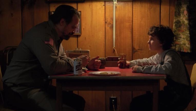Stranger Things Eleven Hopper 1