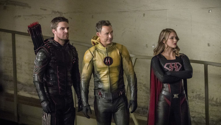 Supergirl Arrowverse Earth-X
