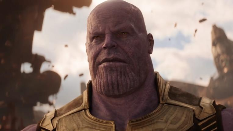The bizarre comic book love story of Thanos and Death | SYFY WIRE