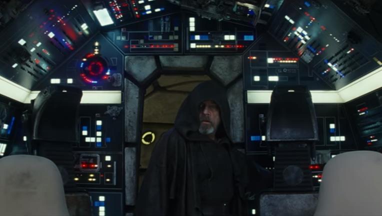 Star Wars Luke Falcon