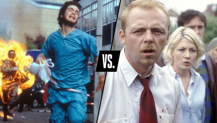 Debate Club: 28 Days Later vs Shaun of the Dead