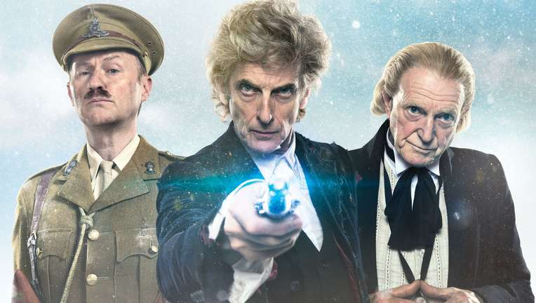 """Doctor Who Christmas Special, """"Twice Upon a Time"""""""