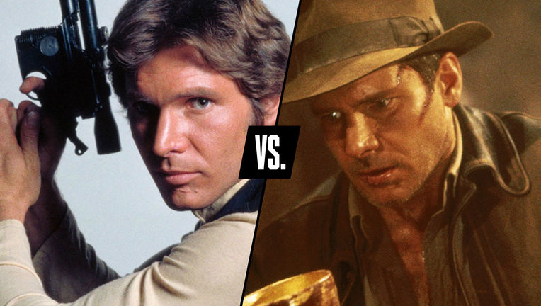 Han Solo vs Indiana Jones