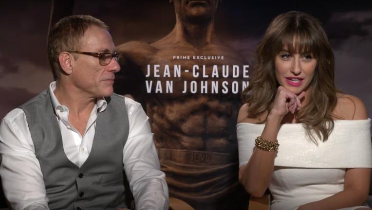 jean-claude-van-damme-kat-foster-jean-claude-van-johnson-interview-syfywire-screengrab.png