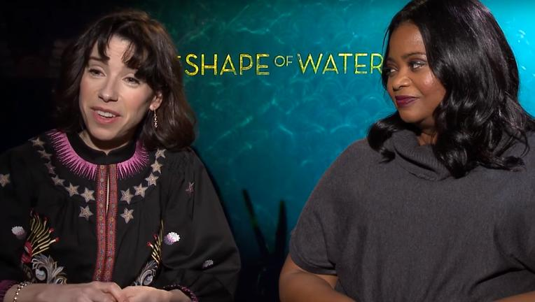 A Thorough Examination Of The Shape Of Waters Sex Scene And Fish