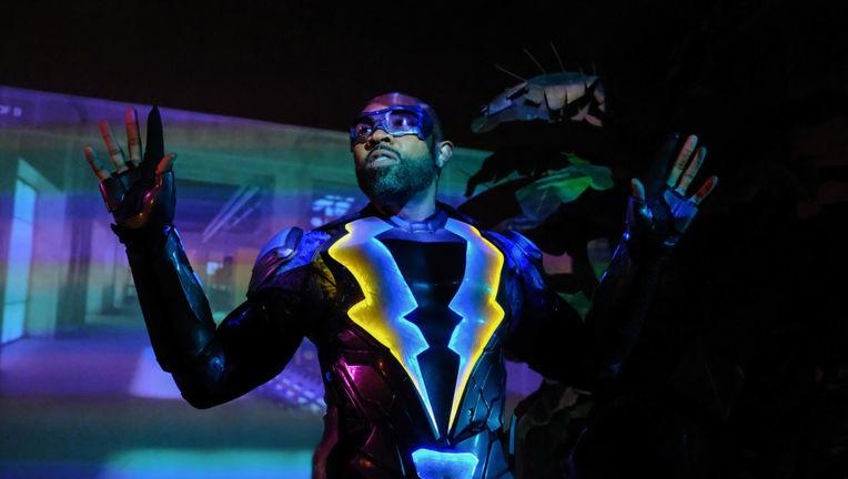 Black Lightning/Jefferson Pierce