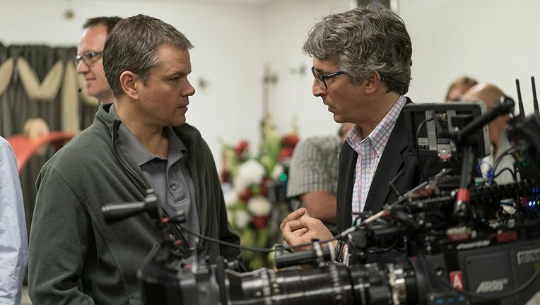 Alexander Payne, Matt Damon, Downsizing