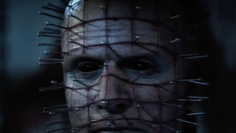 Pinhead from Hellraiser: Judgement
