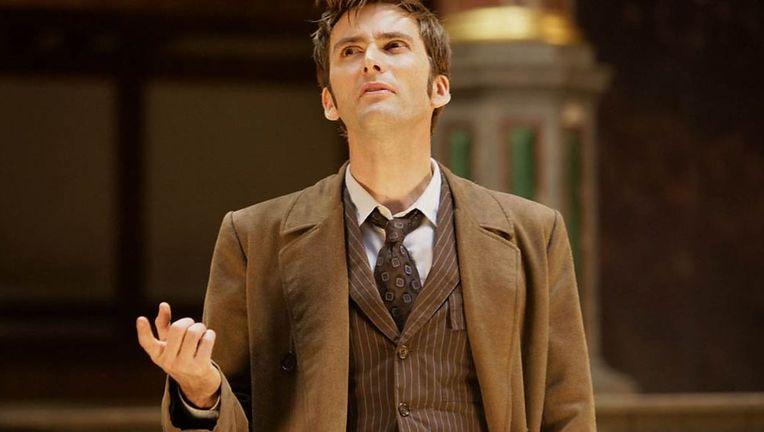 David Tennant Doctor Who