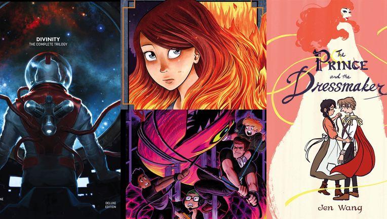 february cover image comics