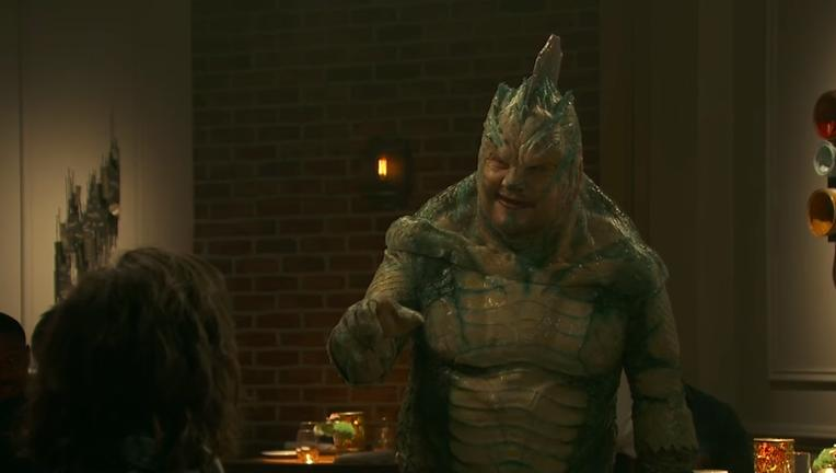 James Corden The Shape of Water