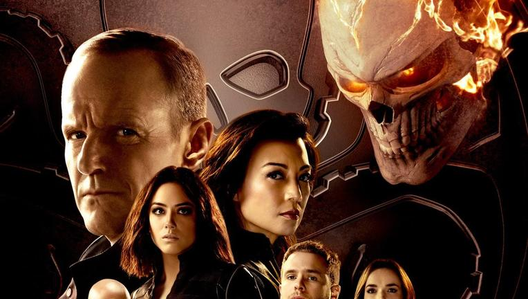 agents of shield s4 ghost rider