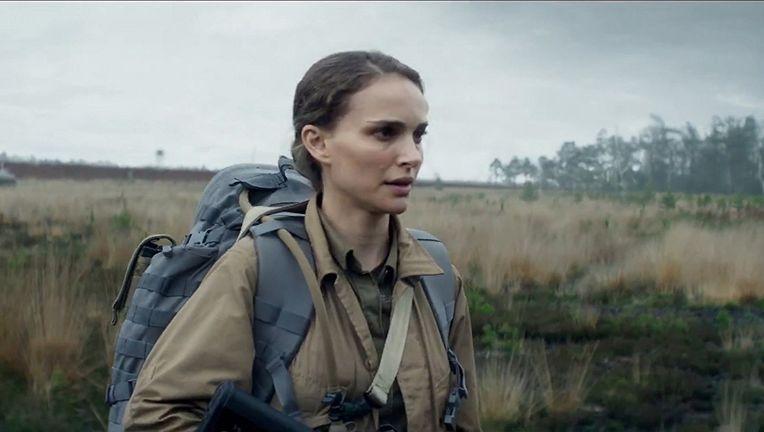Annihilation Natalie Portman