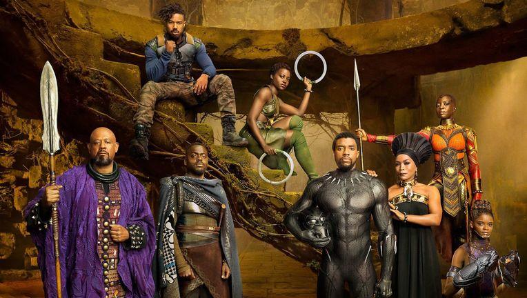 Black Panther cast