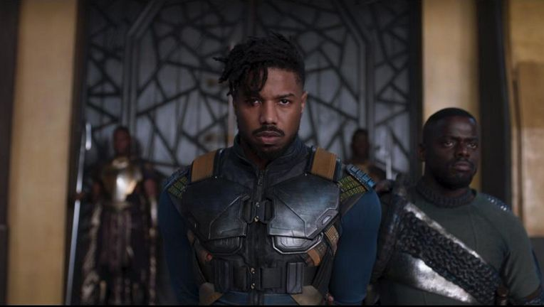 Black Panther Erik Killmonger