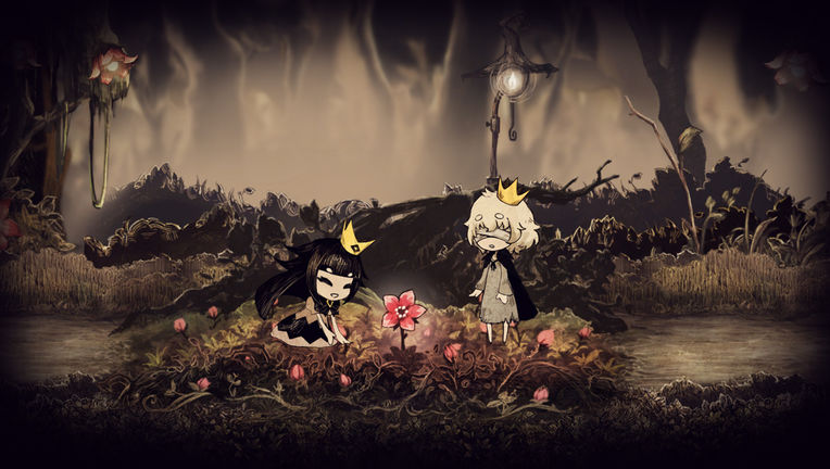 Liar Princess and the Blind Prince - Flower Growing