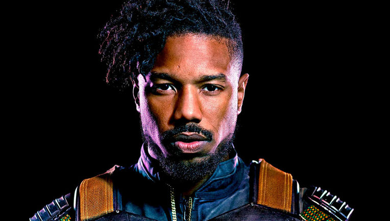 Erik Killmonger, Black Panther