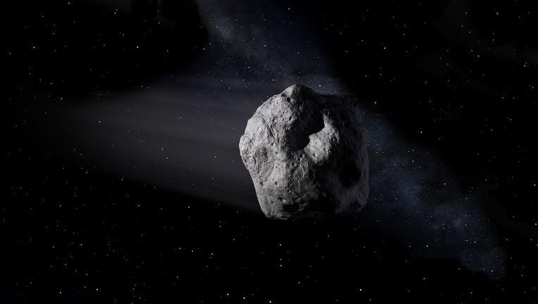 asteroid, NASA