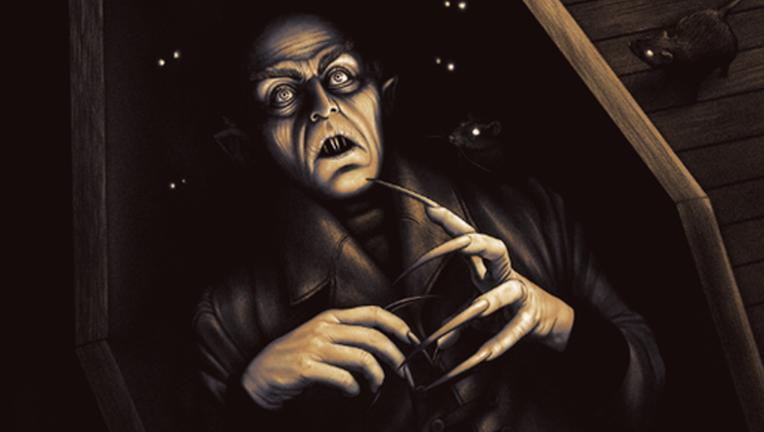 Count Orlock from Nosferatu by Sara Deck