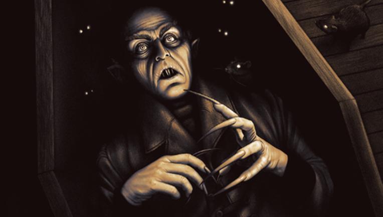 Count Orlock from Nosferatu by Sara Deck