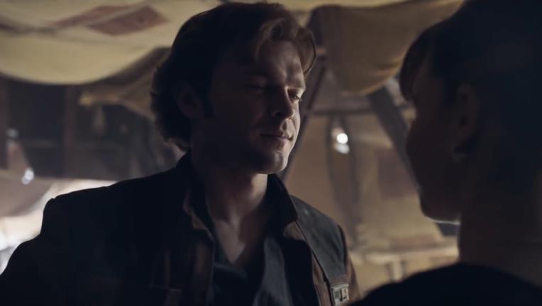 Solo: A Star Wars Story- Alden Ehrenreich as Han Solo