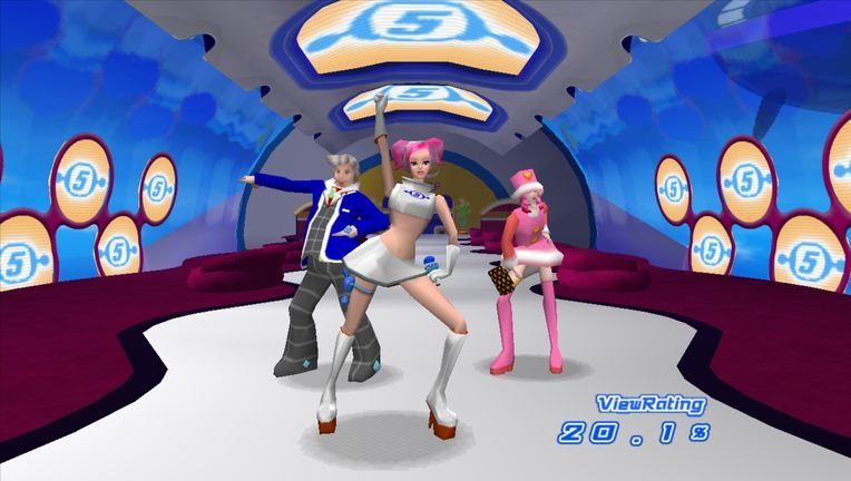 Space Channel 5 - Ulala Dancing