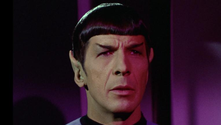 Spock on Star Trek: The Original Series