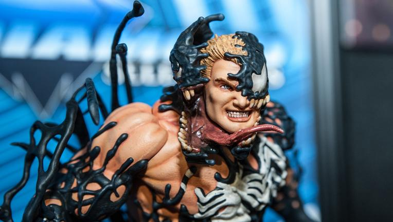 Toy Fair 2018, Venom (Eddie Brock)