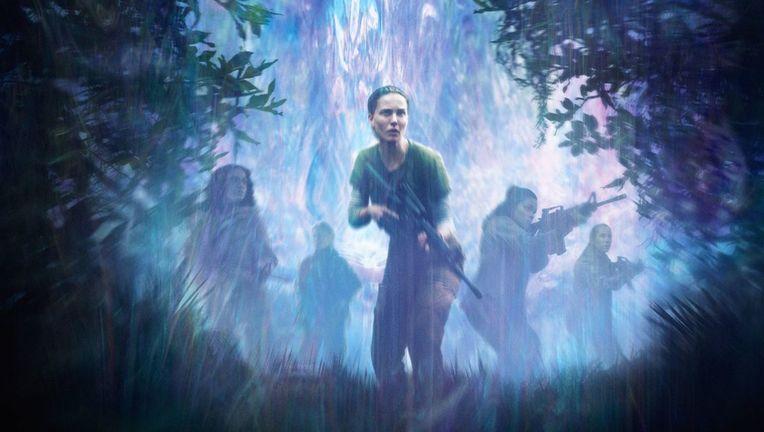 Annihilation, Poster Image