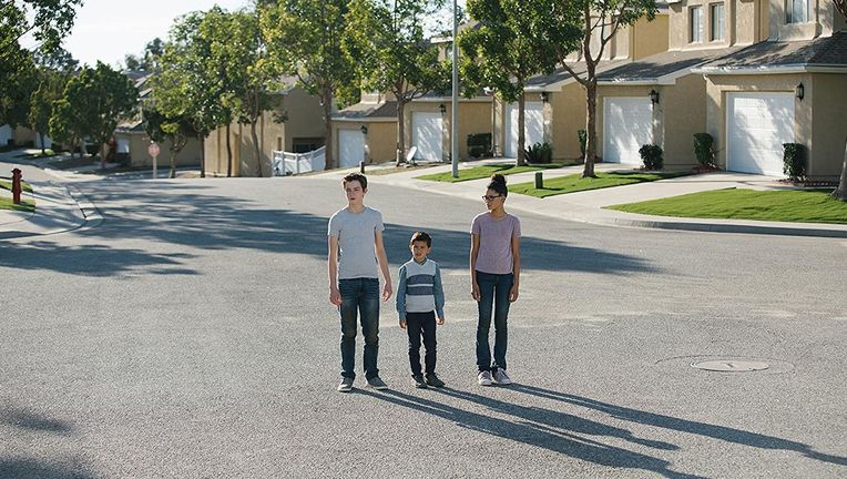 A Wrinkle in Time sinister suburbs
