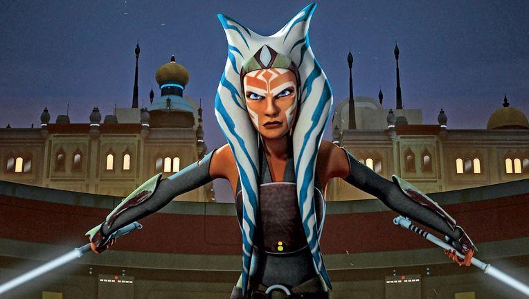 Ahsoka Tano in Star Wars Rebels