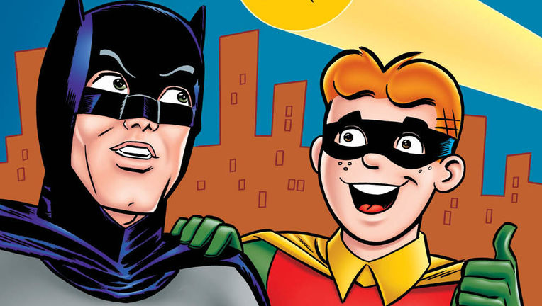 Archie Andrews Will Meet Batman 66 In An Upcoming Comic Series