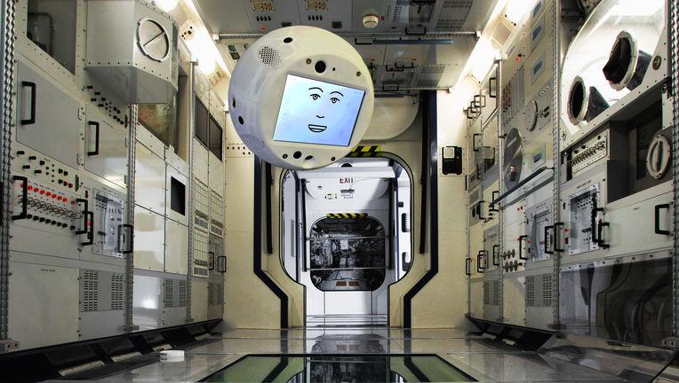 CIMON space computer