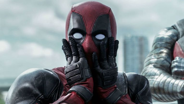 Deadpool Surprised Ryan Reynolds
