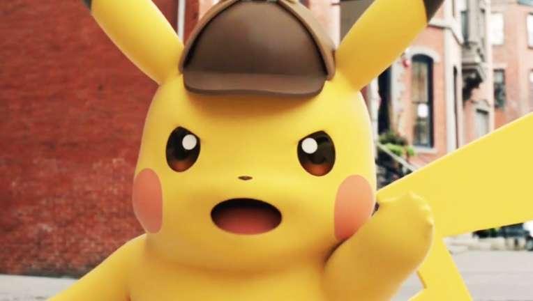 Detective Pikachu - Pikachu