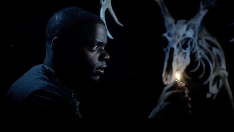 scene from Get Out