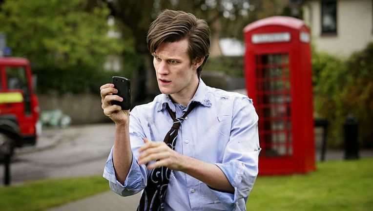 matt smith doctor who the eleventh hour